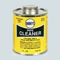 HARVEY 019110-24 Pipe Cleaner, Clear, 8 oz Can