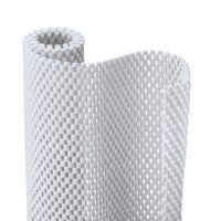 Con-Tact 04F-C6O52-06 Shelf Liner, 4 ft L, 20 in W, PVC, Bright White