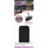 Gator 3300 Sanding Screen, 220-Grit, Very Fine