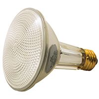 Sylvania 16168 Long Neck, Sealed Beam Halogen Reflector Lamp, 60 W, PAR30LN, Medium E26