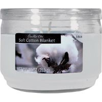 Candle-Lite 1879250 Scented Candle, White