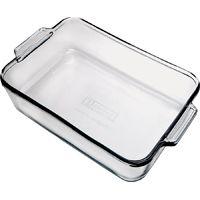 Oneida Oven Basics 819354OB11 Cake Pan, Square, Glass