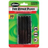 Slime 1031-A Tire Repair Plug, For ATVs, Lawn Mowers Trailers and Other Tubeless Off-Road Tires, Wheelbarrows