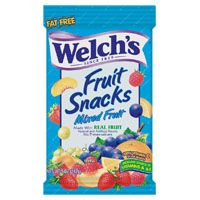 Welch's WMF12 Fruit Snack, 5 oz Bag