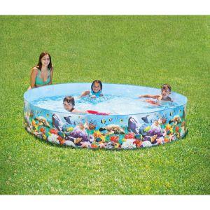 "Kids Pool 8'x18"""