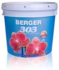 Berger 303 White 1 Gallon