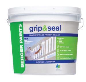 Berger Grip & Seal 1q