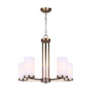 RIVER 5-light chandelier