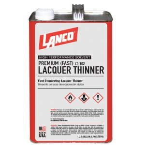 Lanco Laquer Thinner 1 Gallon