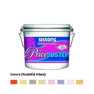 1QT Price Buster Emulsion Light Colors