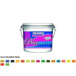 5Gal Price Buster Emulsion Dark Colors