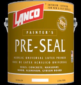 Lanco Pre-Seal Primer 1 Gallon