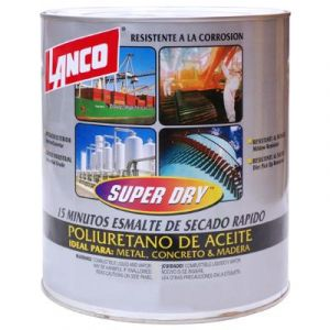 Lanco Super Dry Black Quart