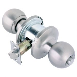 Interior Knobset Avila Satin Nickel