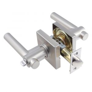 Interior Leverset Girona Satin Nickel