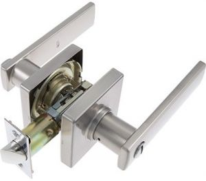 Interior Leverset Lugo Satin Nickel