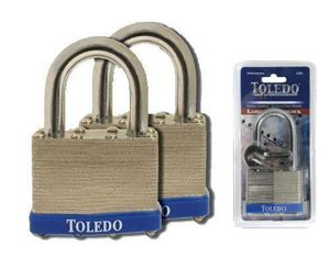 Toledo Padlock L50L