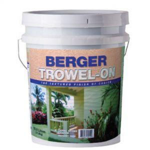 Berger Ultra Coarse Trowel 5g
