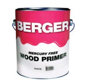 Berger wood primer 1g