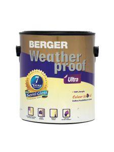 BERGER W/PROOF SEMIGLS WHT 5g